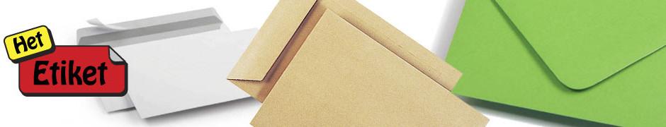 Slider enveloppen