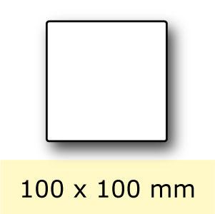 Etiket-Rol-100x100mm