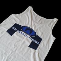 Bedrukt textiel: Hemdje rug