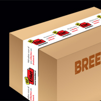 Bedrukt verpakkingstape